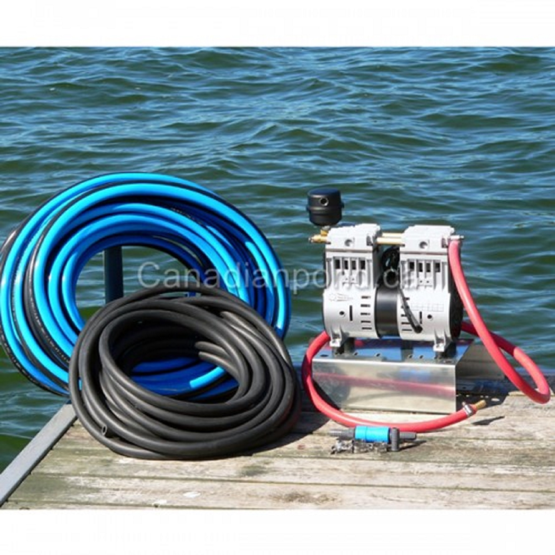 Bubble Tubing is supplied with all fixtures and fittings