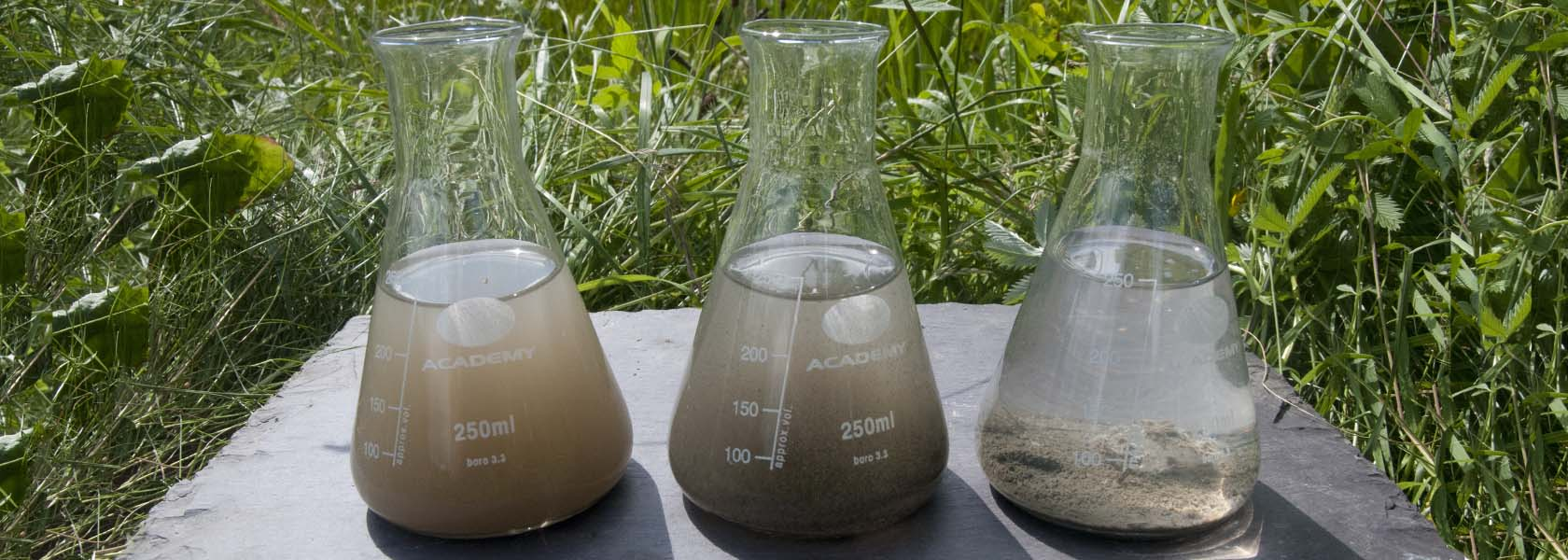 innovative water quality and sediment product development