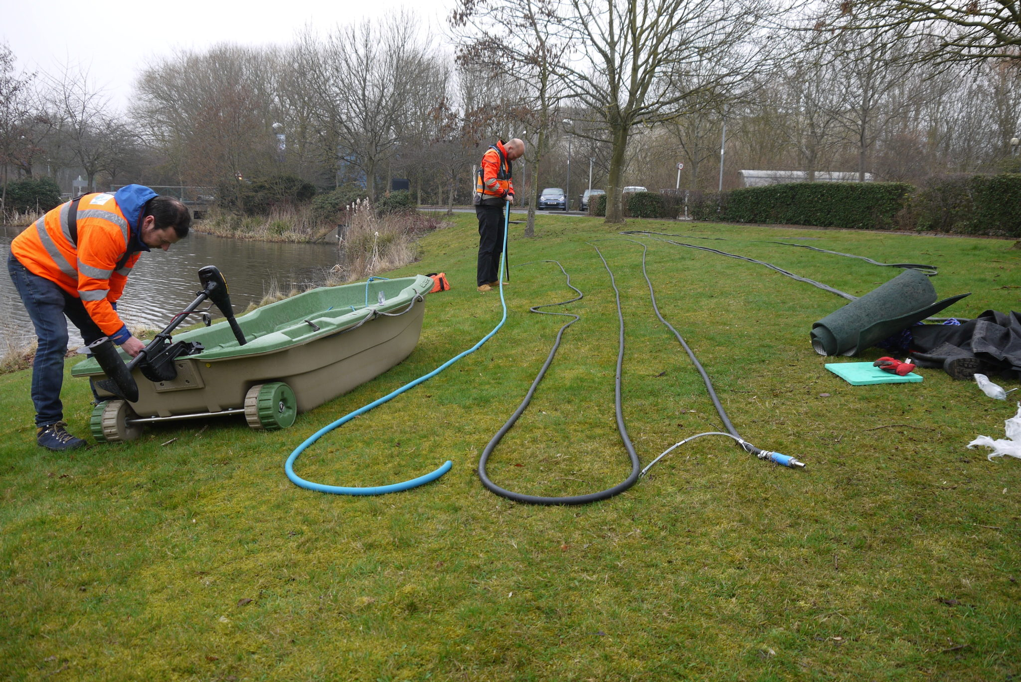 Bubble Tubing® design and installation service available