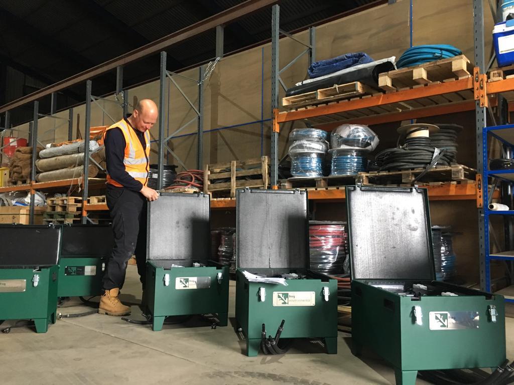 Turnkey aeration solutions